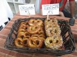 Original and Seeded Pretzels